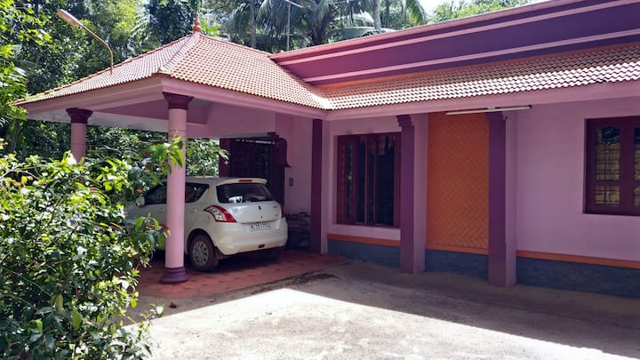 Home Stay with Peace of Mind  |Haripad|Alappuzha|