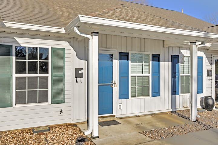 Desirable 2BR Augusta Townhome w/Private Patio