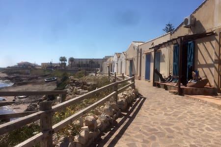 Casa sul mare di Portopalo di C.P. - Portopalo di Capo Passero