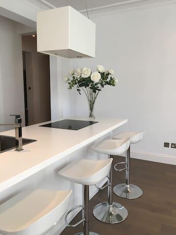 Wimbledon London beautiful double room - en suite - London - Apartment