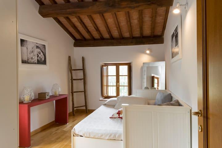 SIENA - CASA PAPU A BORGO CALCINARI - Brenna - House