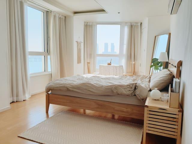감성적인 So-Room(소룸) part.1입니다 :)#광안리#광안대교 파노라마뷰#로얄층뷰