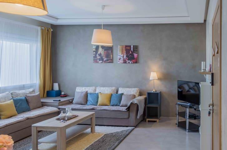 Très bel appartement au centre de Bouznika