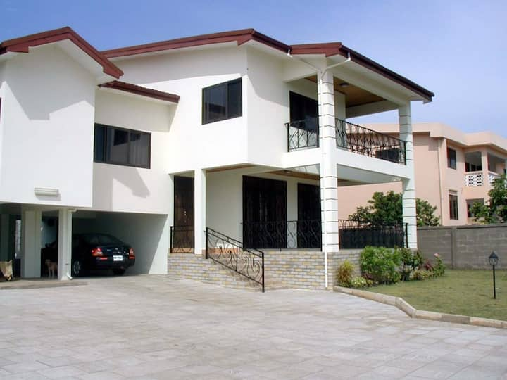 Your space in our home in Tema