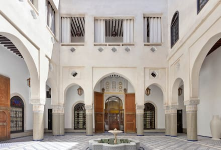 Luxury, stylish and confortable historical Riad - 非斯 (Fès) - 住宿加早餐