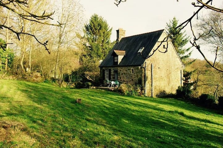 200 Year Old Cottage In A Rural, Tranquil Setting