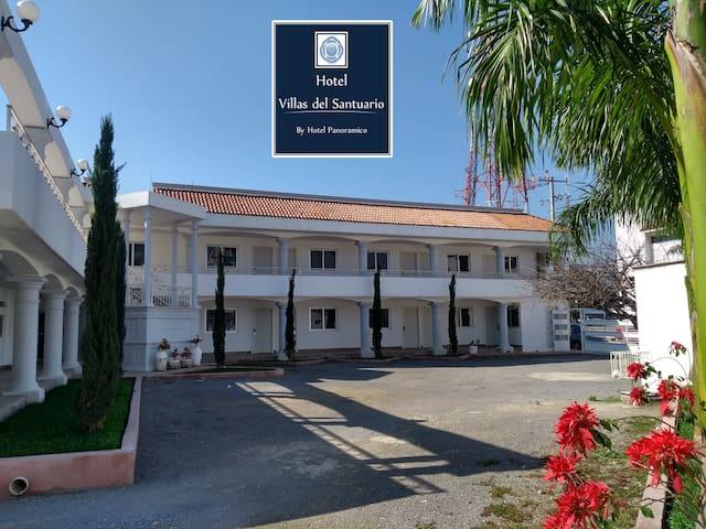 Villas del Santuario del Hotel Panoramico 1