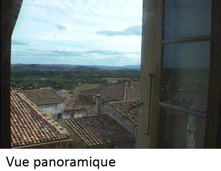 Location appartement avec vue panoramique