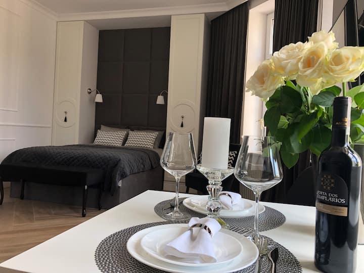 Apartment 51- luxury apartment in heart of Toruń