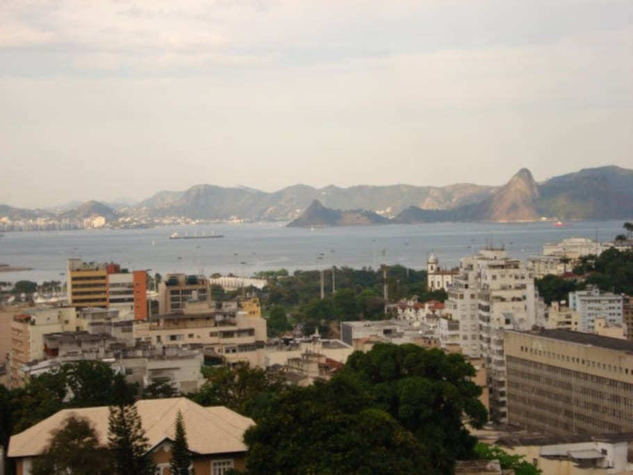 View Guanabara Bay