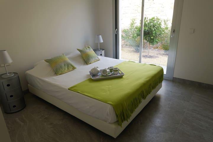 Villa Naranjo thirth bedroom