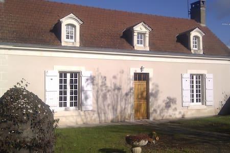 MAISON PROCHE DE LA FORET ET 24H - Beaumont-Pied-de-Bœuf - Dom