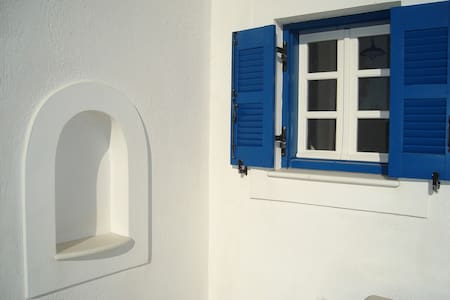 Traditional comfortable familyrooms - Πάρος - Bed & Breakfast
