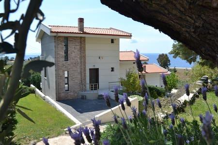 QUIET DUPLEX HOUSE  BY THE SEA  - Chalkidiki - Casa
