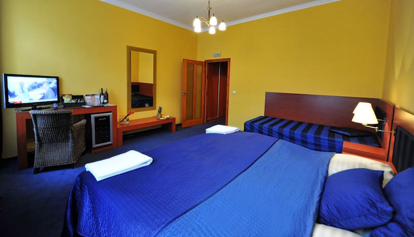 Stylish Hotel Arte **** with sauna - Brno - Bed & Breakfast