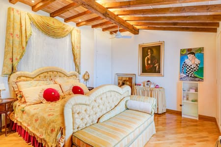 comfortable room in villa - Marino