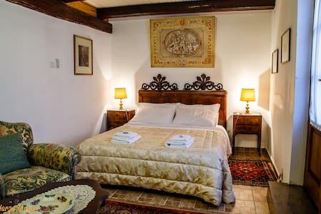 Horcholond  Vendégház Traditional room - Magyarhertelend - Bed & Breakfast