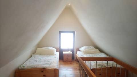 Mini Apartment Dachgeschoß, Rastede