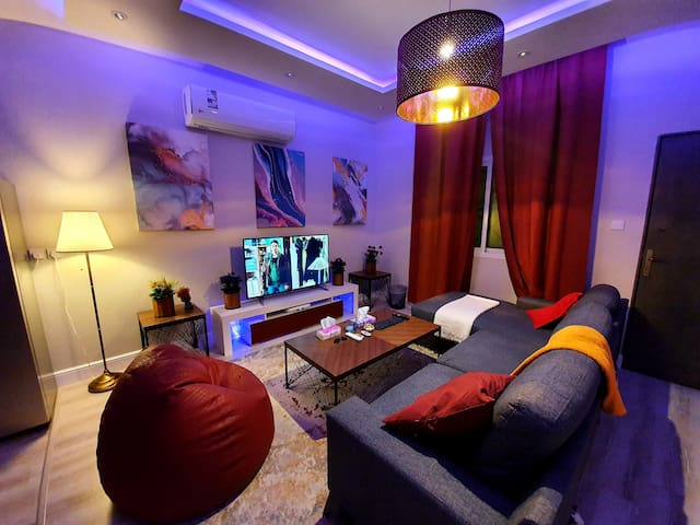 Private entrance apartment olaya *العليا مدخل خاص*