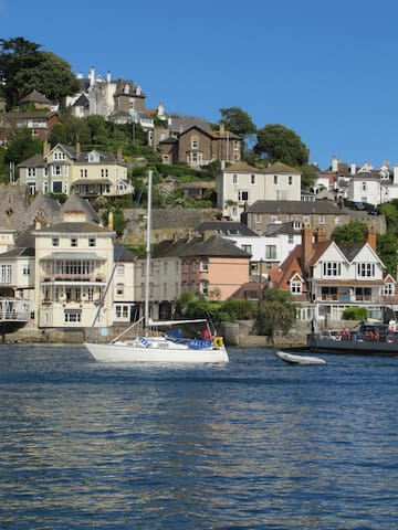 Gorgeous Waterside House  - Kingswear