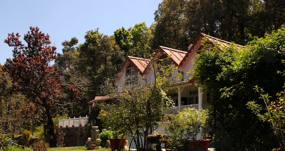 Cottage by The Woods, Vienna Lodge - Nainital - Casa