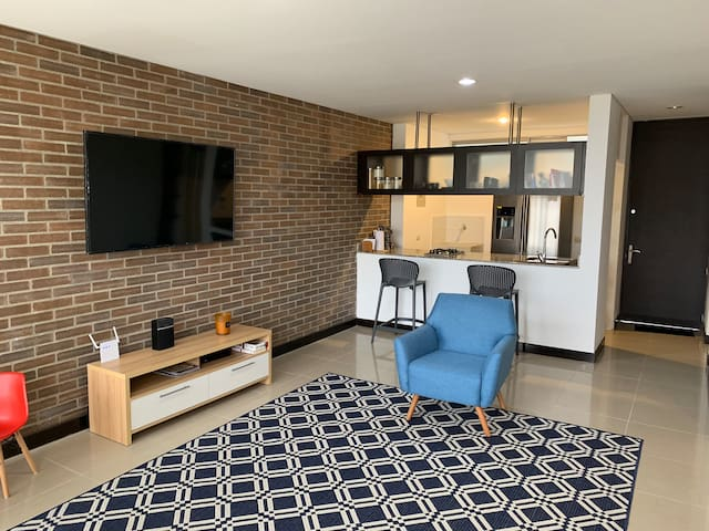 Modern apartment with best location