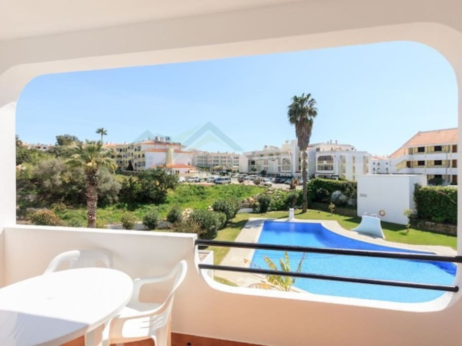 Varanda para relaxar / Balcony