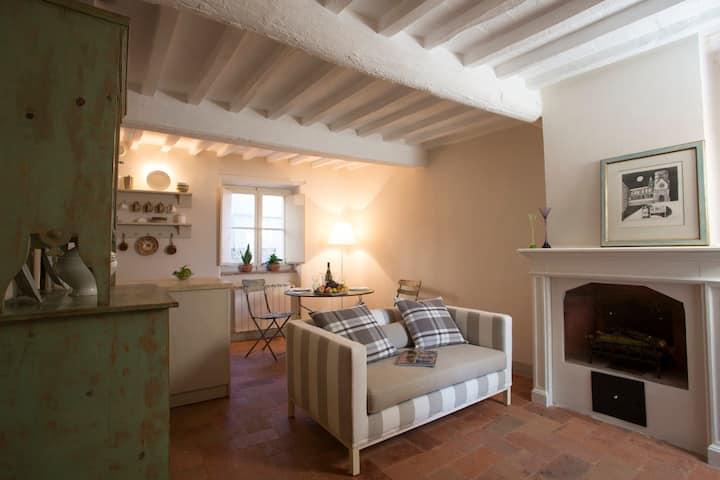 Charming house in Cortona, Tuscany
