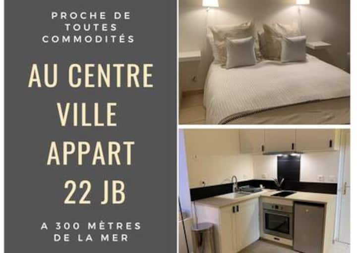 Appartement 22JB centre ville Concarneau