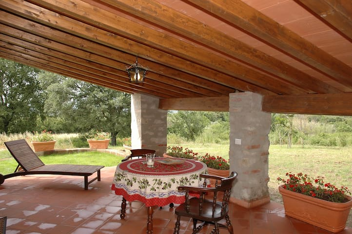 Lodge, 2 pers. 10 km from the se - Gavorrano - 一軒家
