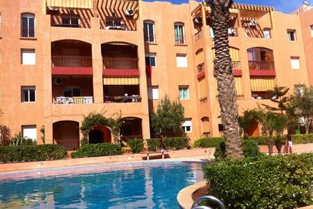 Luxury apartment with swimming pool - Casablanca