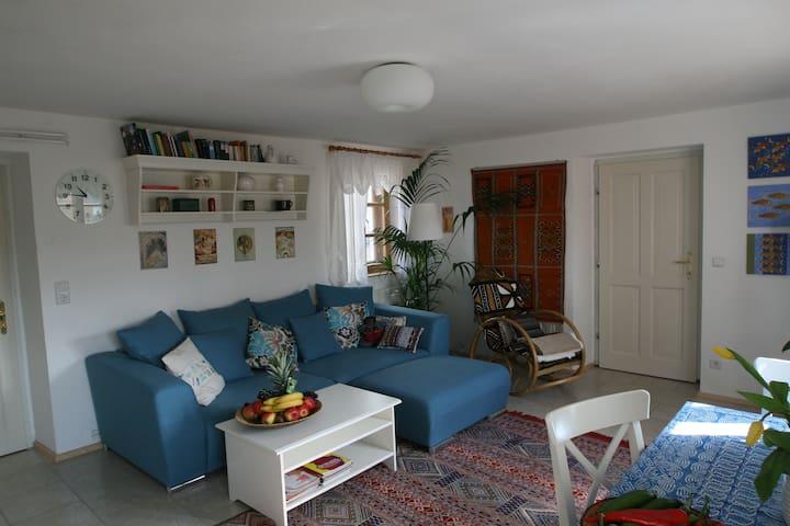 Ferienwohnung 54 m² in Landhaus mit Innenhof - Waidhofen/Thaya - Apartment