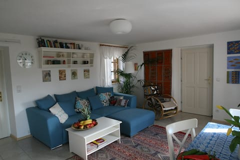 Ferienwohnung 54 m² in Landhaus mit Innenhof