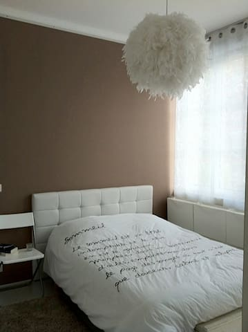 Chambre cocooning...