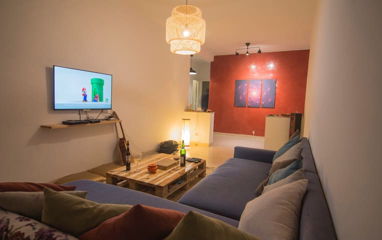 BEAUTIFUL APARTMENT IN THE AGDAL