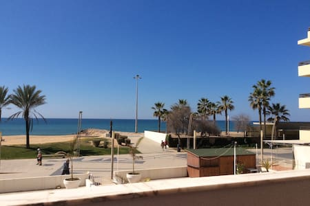 Beachfront apartment, Quarteira - Quarteira - Daire