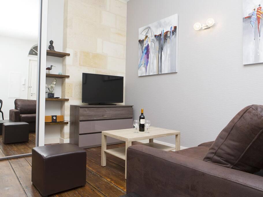 Appart 28m2 Bordeaux Plein Centre Appartements 224 Louer 224
