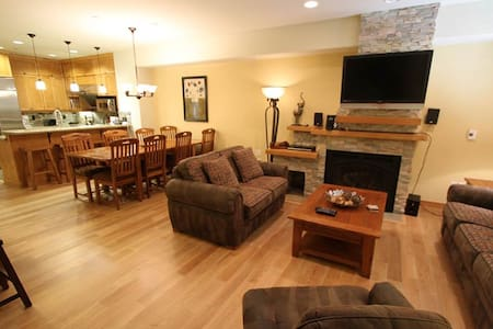 Wood Winds - 3BR Townhome #37 - Mammoth - Autre