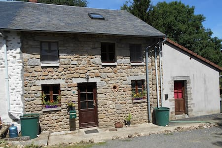 Country Cottage 'Le Bost'