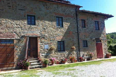 HOLIDAY apartments, amazing view in Tuscany hills - Larciano - Διαμέρισμα