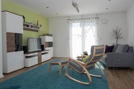 70 m² Zweizimmer Appartementwohnung mit Südbalkon