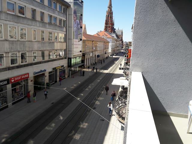 Apartment X.O. Osijek - Osijek - อพาร์ทเมนท์