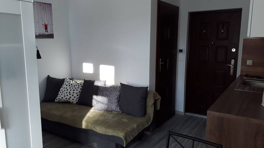 DeLux5- apartment center ***