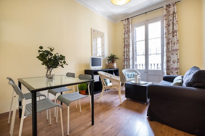 BEAUTIFUL APARTMENT IN BARCELONA CENTER