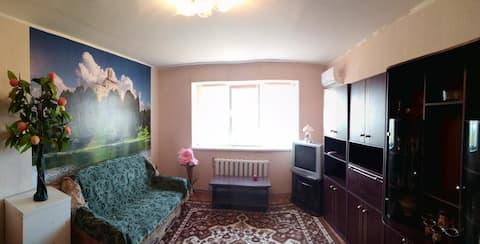 Тихая и уютная квартира на Ингульце