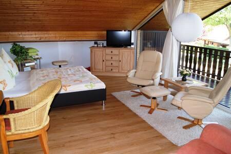 Komfort Apartment / Doppelzimmer 32qm groß - Apartment