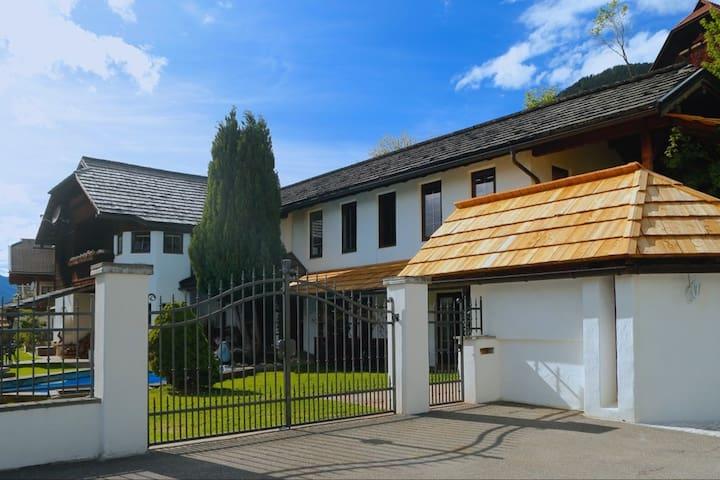 Traumhaftes Berg-Chalet Lendorf