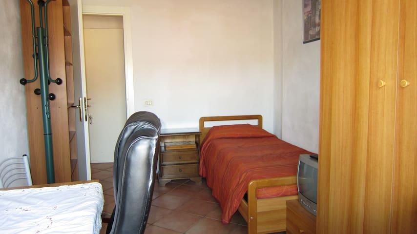 Single room historic center