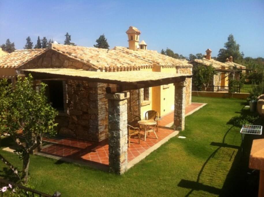 Villa sardegna Cala sinzias