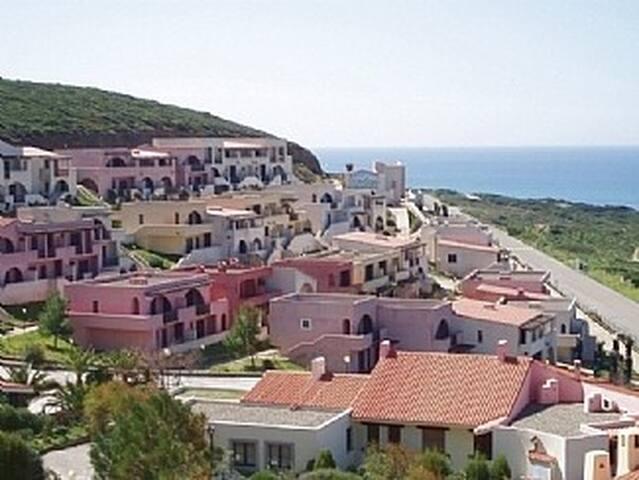 Appartamento Portu Maga Sardegna - Arbus - Lägenhet